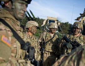 Mỹ điều 1.000 quân đến sát biên giới Nga