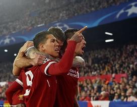 Dẫn trước 3 bàn, Liverpool vẫn rơi điểm khó tin trước Sevilla