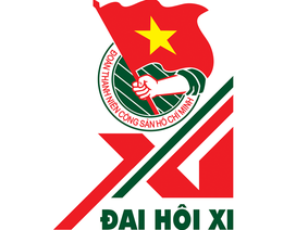 Công bố logo chính thức của Đại hội Đoàn toàn quốc lần thứ XI