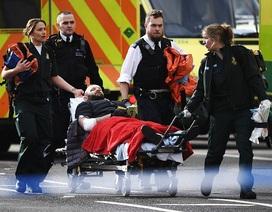 IS nhận trách nhiệm vụ tấn công khủng bố London