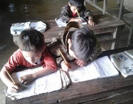 Dồn ghép điểm trường lẻ chuẩn bị chương trình SGK phổ thông mới