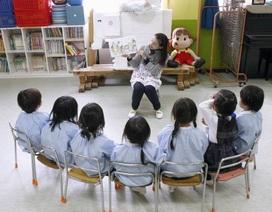 Chuyện gì xảy ra bên trong lớp mẫu giáo Nhật Bản?