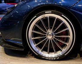 Pirelli ra mắt lốp màu và lốp thông minh