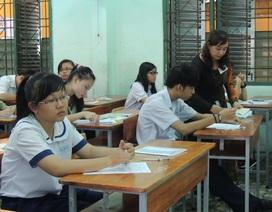 Ôn không có thời gian ăn ngủ, học sinh vẫn lo rớt lớp 10