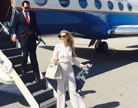 Vợ Bộ trưởng Tài chính Mỹ bị chỉ trích vì khoe mẽ