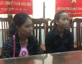 Giải cứu 2 người phụ nữ Campuchia bị lừa bán sang Trung Quốc