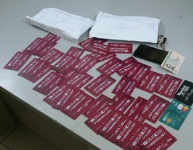 Cẩn trọng với nạn dùng thẻ giả mùa đồ công nghệ cao tại Việt Nam