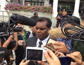 Luật sư của Đoàn Thị Hương đề nghị Malaysia khám nghiệm lại tử thi công dân Triều Tiên