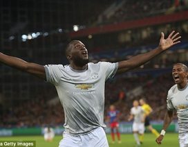 Lukaku vượt qua huyền thoại Bobby Charlton, lập kỷ lục mới tại MU