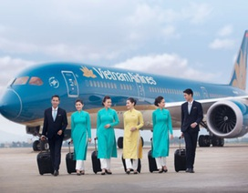 Phi công Vietnam Airlines thu nhập bình quân hơn 115 triệu đồng/tháng