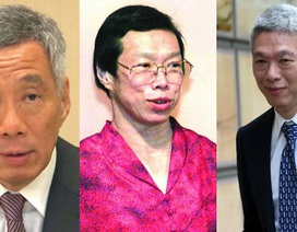 Con trai Thủ tướng Singapore lên tiếng sau chuyện gia đình mâu thuẫn