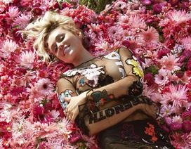 Miley Cyrus xinh đẹp như công chúa