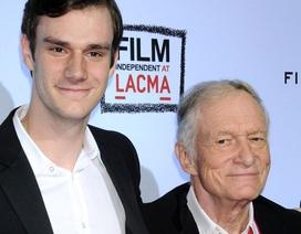 Con trai Hugh Hefner lớn lên trong biệt thự Playboy như thế nào?