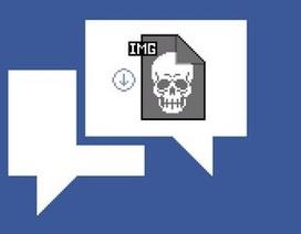Cảnh báo mã độc phát tán rất mạnh trong cộng đồng Facebook Messenger Việt