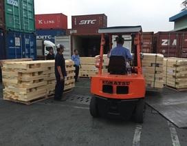 Giấu 56 kg ma túy trong hàng hóa nhập khẩu đưa vào Việt Nam