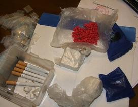 """Bắt thêm 7 đối tượng trong chuyên án ma túy """"khủng"""""""