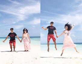 """Tình yêu 7 năm, từ hai bàn tay trắng tới """"thiên đường"""" Maldives"""