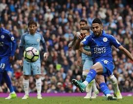 Vượt qua Leicester, Man City giành vị trí thứ ba từ Liverpool