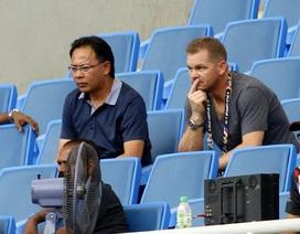 """Malaysia và Myanmar """"do thám"""" U22 Việt Nam"""