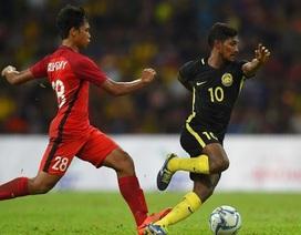 Đánh bại Myanmar, U22 Malaysia cầm chắc ngôi đầu bảng A