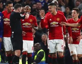 MU chính thức bị FA trừng phạt sau thất bại trước Chelsea