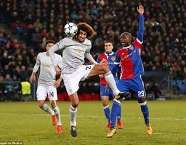 Thua sốc Basel, Mourinho tiếc vì không thể ghi 5 bàn trong hiệp 1