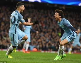 Man City 5-3 Monaco: Mưa bàn thắng ở Etihad