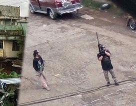 Phiến quân liên hệ với IS tấn công thành phố của Philippines