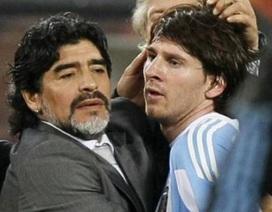 Maradona bị cáo buộc giật dây, khiến Messi bị treo giò 4 trận