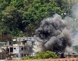 Phiến quân Hồi giáo rút lui sau khi tấn công trường học ở Philippines