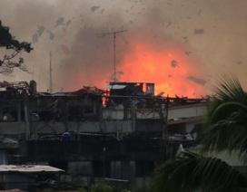 40 phần tử khủng bố nước ngoài tràn vào Philippines