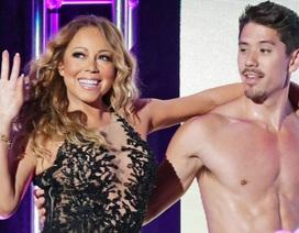 """Mariah Carey """"nối lại tình xưa"""" với bồ kém 13 tuổi"""