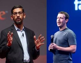 Google, Facebook sẽ khiến người giàu càng giàu hơn?