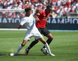 Xem lại cú solo qua ba cầu thủ Real Madrid của Martial