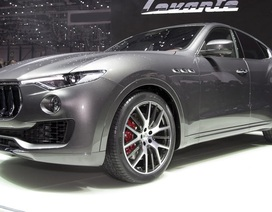 Maserati tuyên bố ra mẫu SUV thứ hai