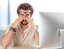 Bảo vệ mắt tránh các tác hại từ màn hình số
