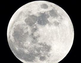 Bên trong Mặt Trăng có thể chứa nước
