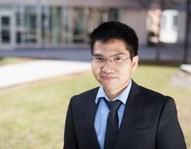8X Việt nghiên cứu trí tuệ nhân tạo, giành học bổng tiến sĩ Mỹ 7 tỷ đồng