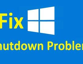 Cách shutdown nhanh hơn trên Windows 10