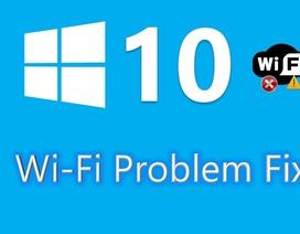 """Cách xử lý khi Windows 10 của bạn đột nhiên """"biến mất"""" Wifi"""