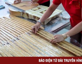 Bí quyết giữ gìn nghề làm kẹo dừa truyền thống ở Bến Tre