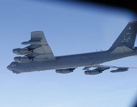 Máy bay chiến đấu Nga chạm trán B-52 của Mỹ ở biển Baltic