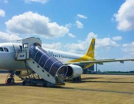 Hãng hàng không Nhật Bản xin lỗi vì bắt người khuyết tật bò lên máy bay