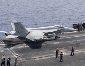 Máy bay Iran suýt đâm máy bay chiến đấu Mỹ tại vịnh Ba Tư