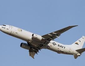 Máy bay do thám Mỹ áp sát không phận Nga