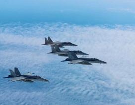 """Cuộc rượt đuổi """"máy bay ma"""" của Không quân Mỹ"""