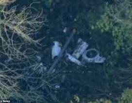 Đại úy phi công Việt Nam tử nạn ở Anh: Máy bay rơi có thể do điểm mù