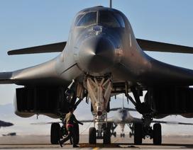 Mỹ điều luân phiên máy bay ném bom chiến lược tới châu Á - Thái Bình Dương