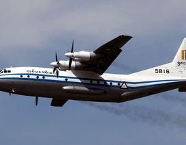 Myanmar huy động lực lượng tìm kiếm máy bay chở 120 người mất tích trên biển