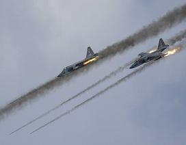 Nga tiêu diệt gần 900 mục tiêu khủng bố ở Syria